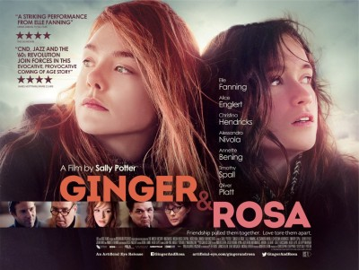Ginger and Rosa Top Ten