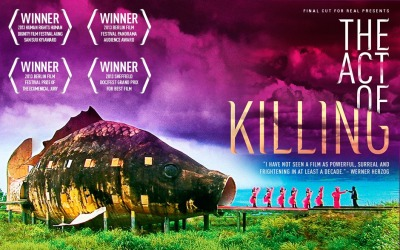 The Act of Killing Top Ten